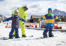 Privé snowboardlessen voor alle niveaus