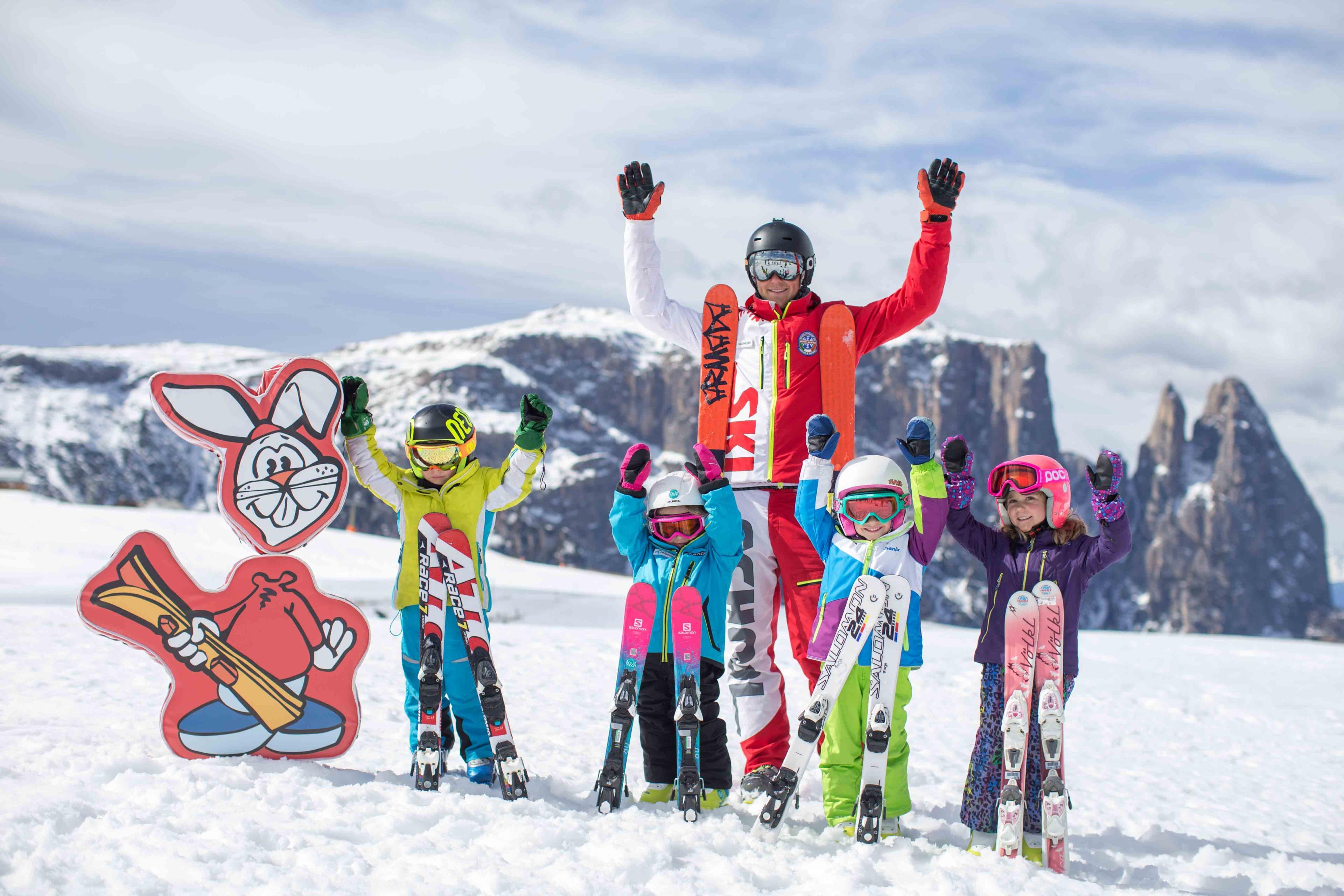 Cours de ski pour Enfants - Premier cours