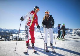 Ski Instructor Private for Adults - Holidays