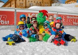 """Ski Lessons """"Lofino's Snowstars"""" (3-4 years) - Beginners"""