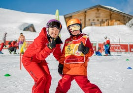 "Ski Lessons ""All-in-One"" for Kids (4-11 years) - Beginner"