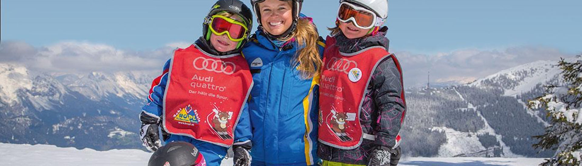 Ski Instructor Private for Kids and Adults