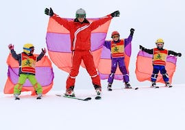 Ski Lessons for Kids (4-11 years) - Beginners
