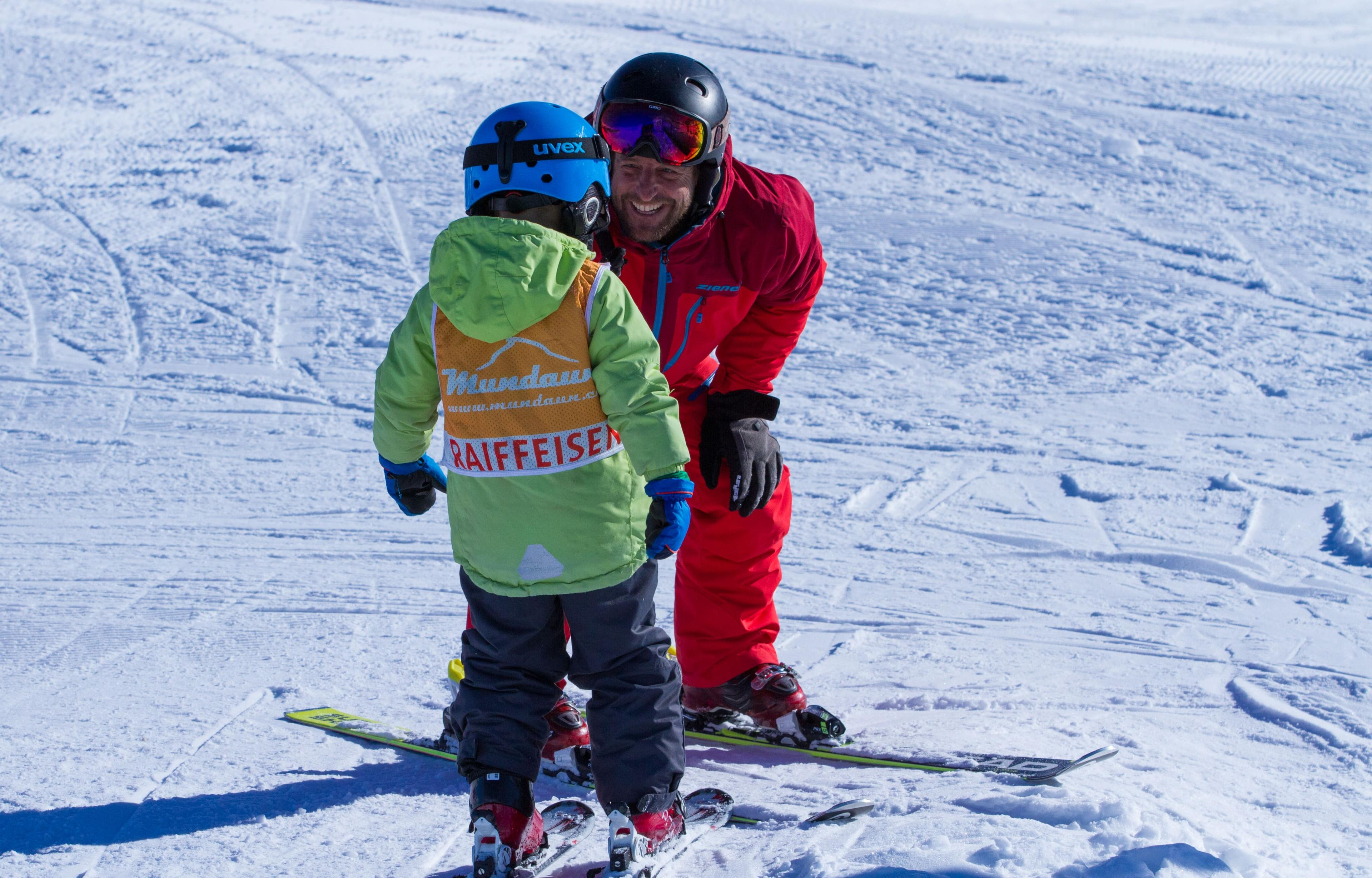 Cours de Ski pour Enfants (3 à 7 ans) - Demi-journée