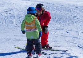 Ski Lessons for Kids (3-7 years) - Half Day - Beginner