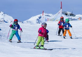 Ski Lessons for Kids (3-7 years) - Full Day - Beginner