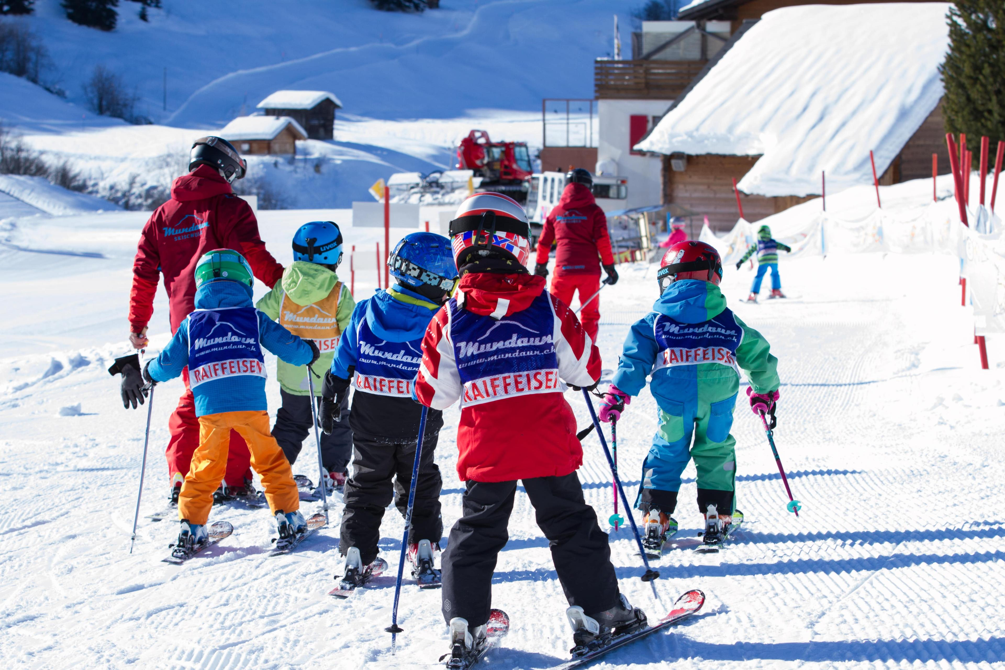 Cours de Ski pour Enfants (dès 6 ans) - Tous Niveaux
