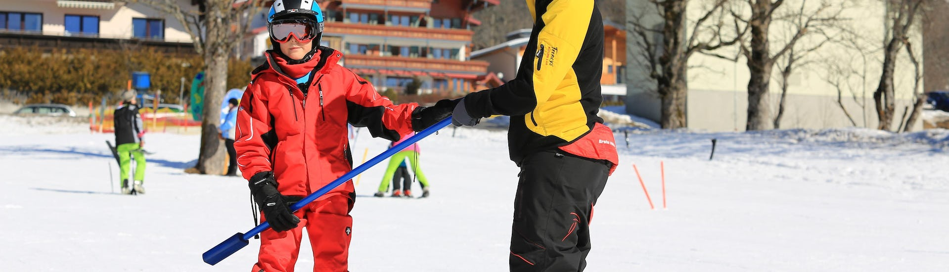 """Snowboard Lessons """"Half Day"""" for Kids & Adults - Advanced"""