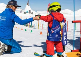 Half-Day Kids Ski Lessons (3-14 y.) for All Levels