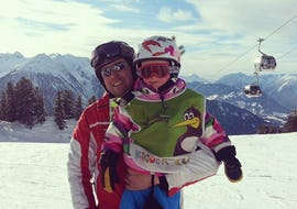Ski Private Lessons for Children in Oetz-Hochoetz