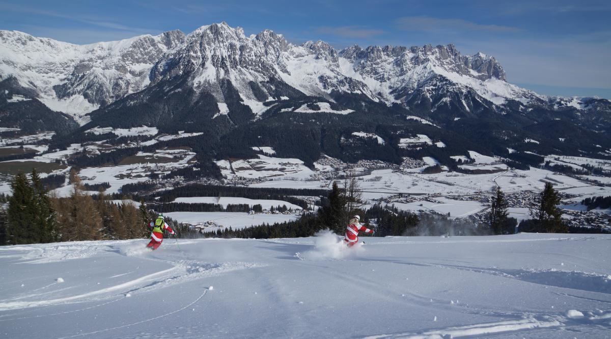 Cours de ski Adultes dès 15 ans - Avancé