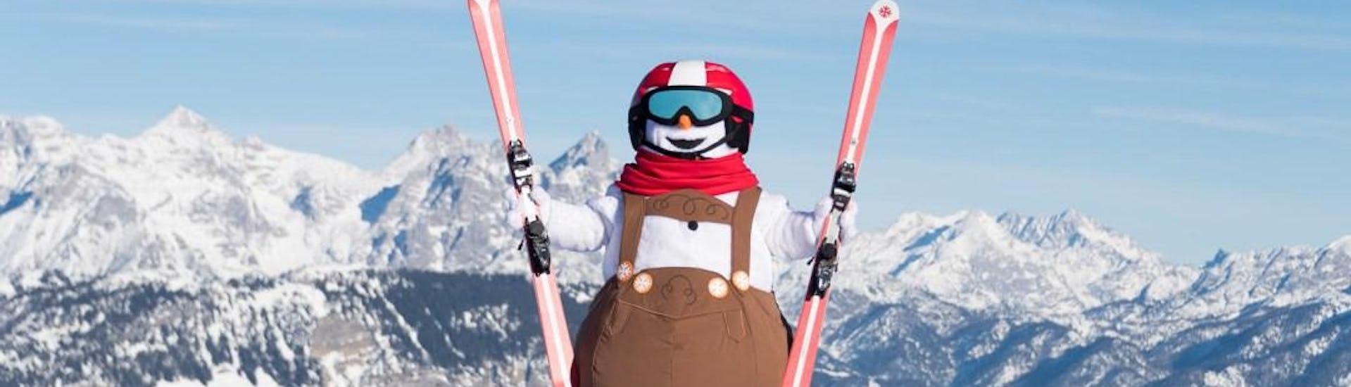 """""""Valles"""" Ski Lessons for Kids (3-14 Years) - Beginner"""