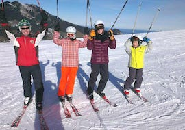 "Ski Lessons ""Halfday"" for Kids (4-14 years) - Advanced"