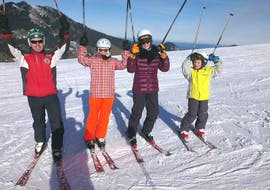 """Ski Lessons """"Halfday"""" for Kids (4-14 years) - Advanced with Skischule Bayrischzell"""