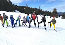 """Ski Lessons """"Fullday"""" for Kids (4-14 years) - Advanced"""