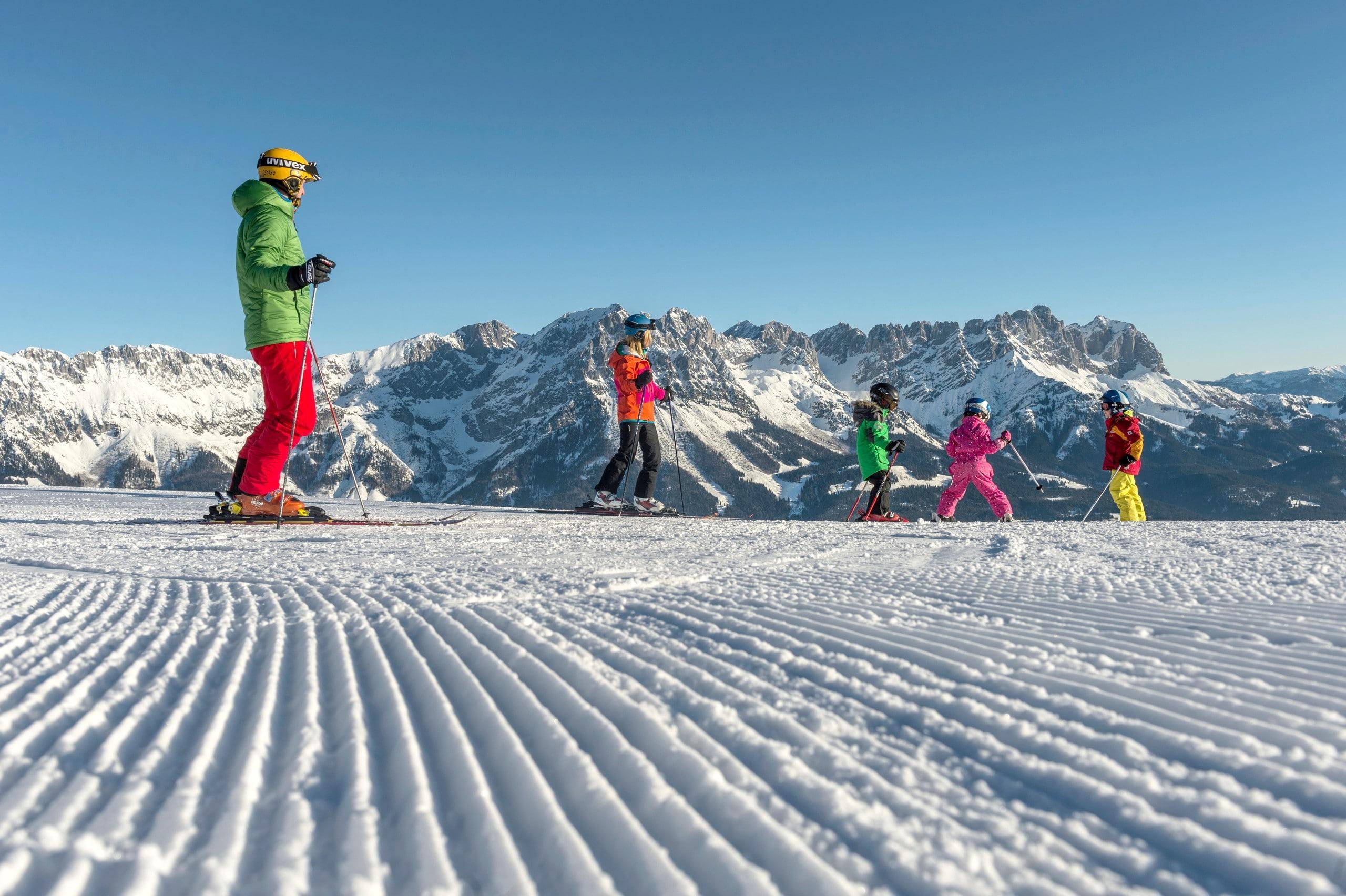 Ski weather Hopfgarten im Brixental - davidebenjamin.com