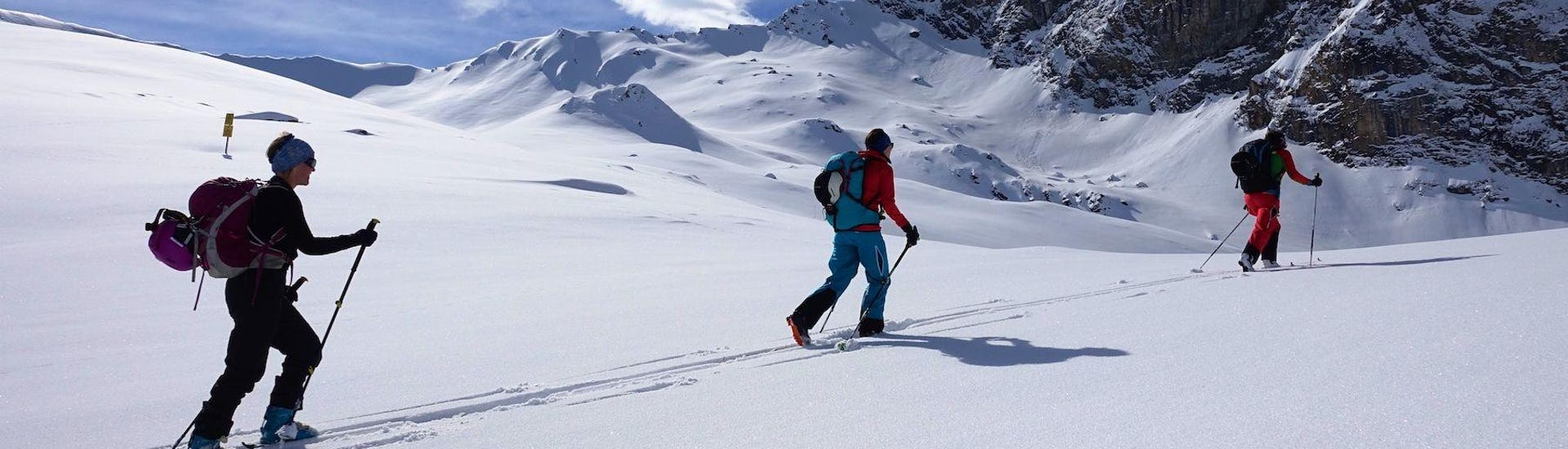 "Ski Touring Group ""Beginner Course Ski Touring"""