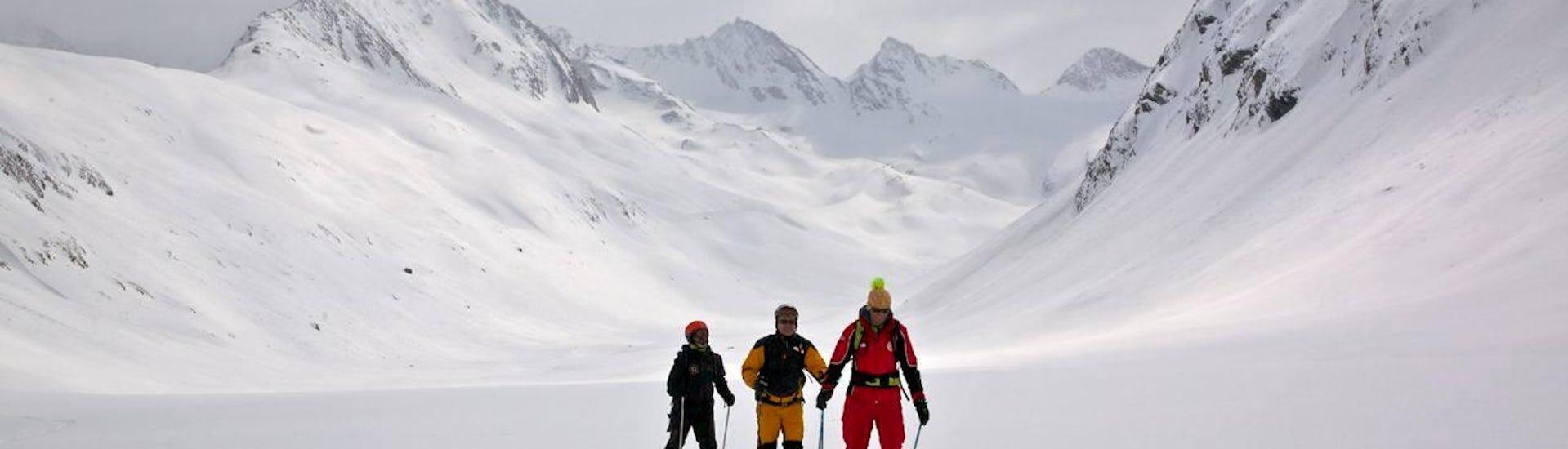 Ski Touring Guide - Beginners