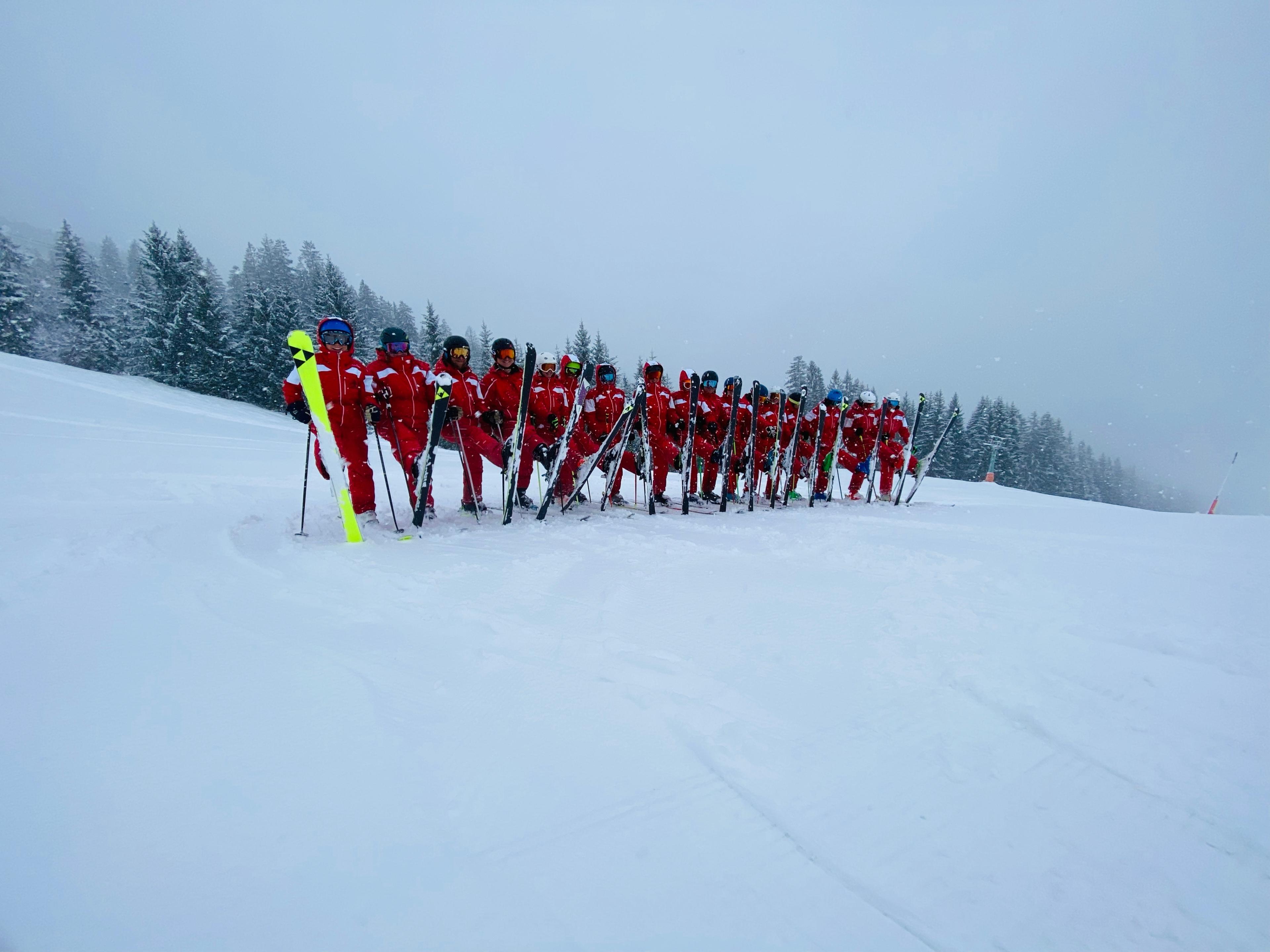 Cours de ski Enfants dès 10 ans pour Tous niveaux