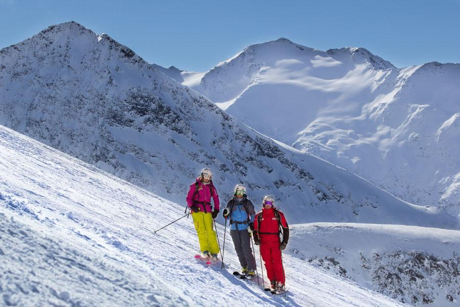 Skilessen voor volwassenen - ervaren