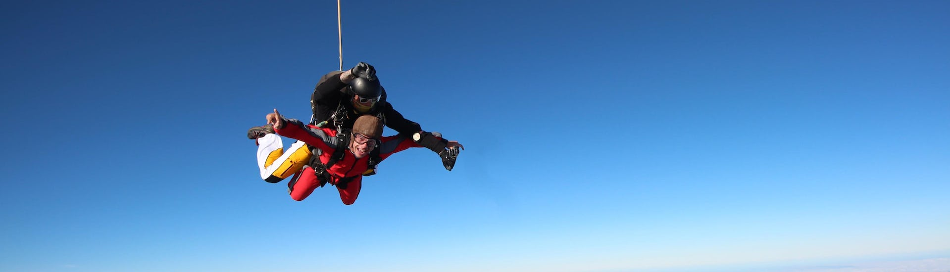 Skydiving in Bay of Islands - 9,000 ft or 12,000 ft