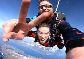 Tandem Airplane Skydive from 4000m - Interlaken