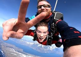 Tandem Airplane Skydive from 4000m - Interlaken