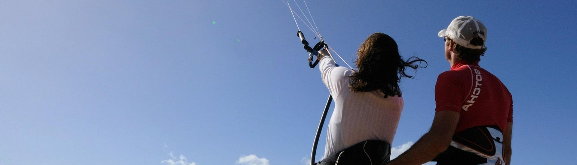 Kitesurfing Course from 12 Years - Beginners