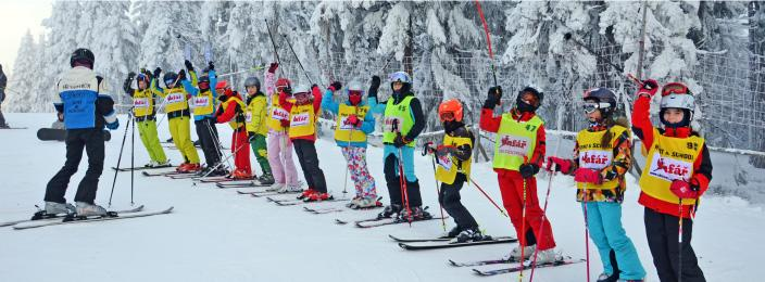 Cours de ski Enfants pour Tous niveaux