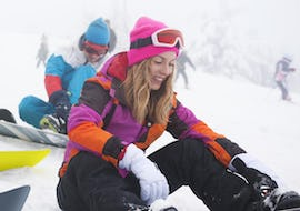 """Snowboarding Lessons """"Learn 2 Ride"""" for Adults - Beginner"""