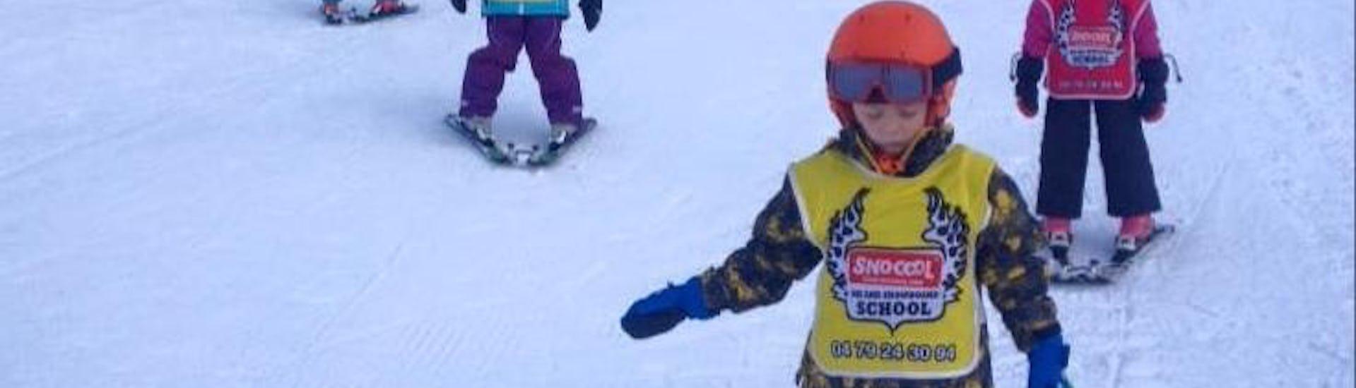 """Ski Lessons """"Kidz 4"""" (4 years)"""