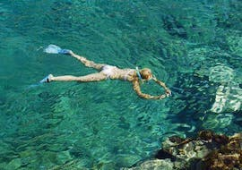 Snorkeling in Chania