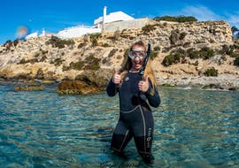 Snorkeling for big Groups - Costa Blanca
