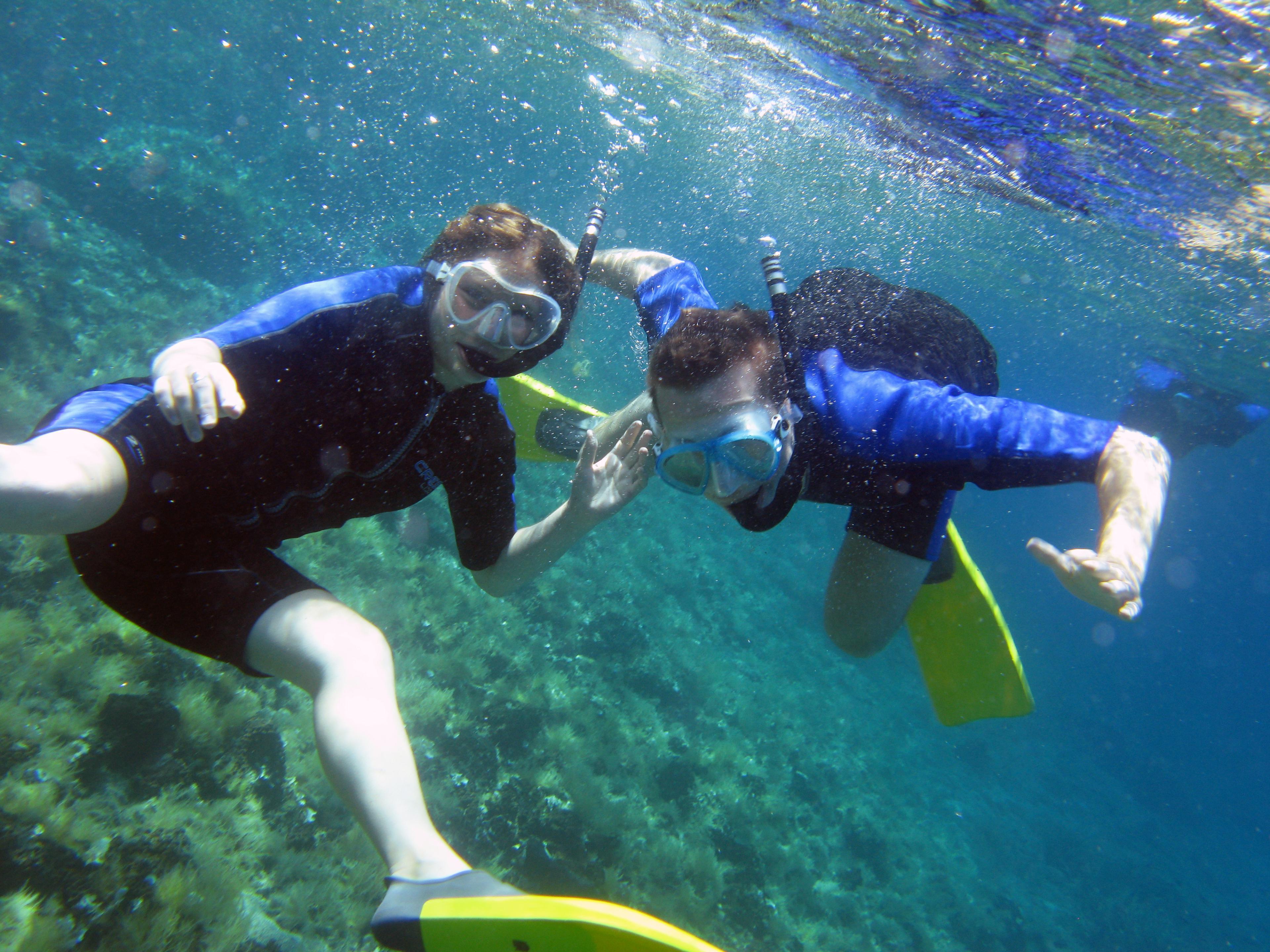 ▷ Snorkeling near Athens - Nea Makri from 6 € - CheckYeti