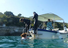Snorkeling Boat Trip from Pula