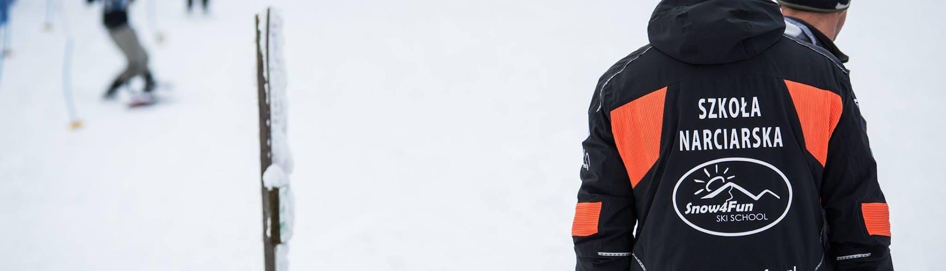 Clases de esquí privadas para adultos para principiantes con Szkoła Narciarska i Snowboardowa Snow4fun - Hero image