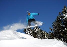Lezioni private di Snowboard per tutti i livelli