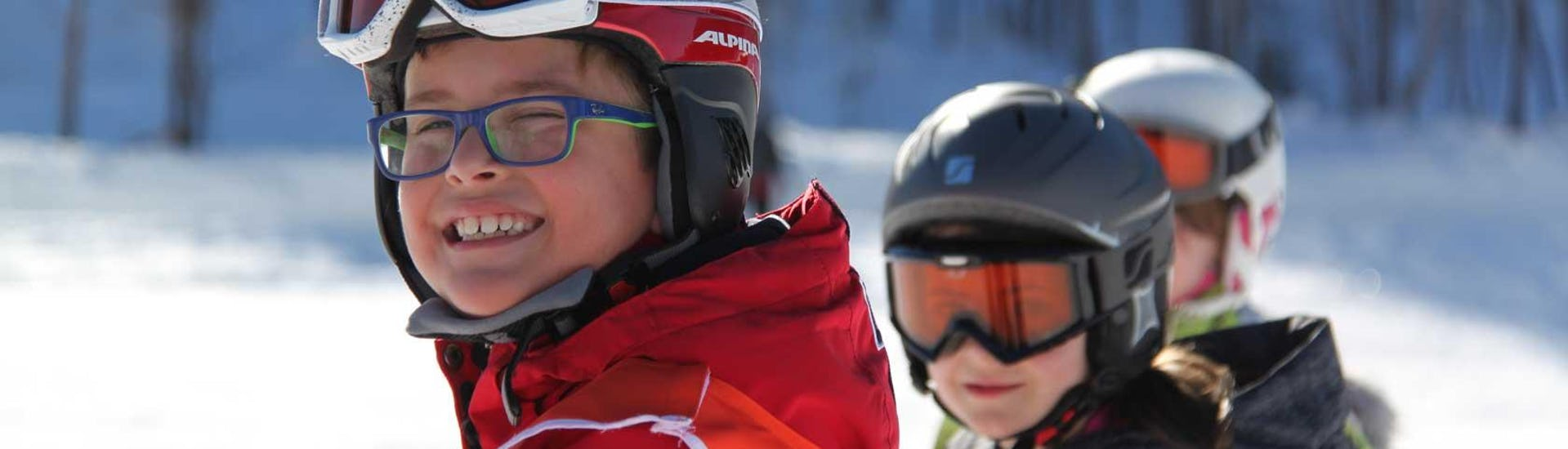 Ski Lessons for Kids (5-15 years) - Package - First Timer