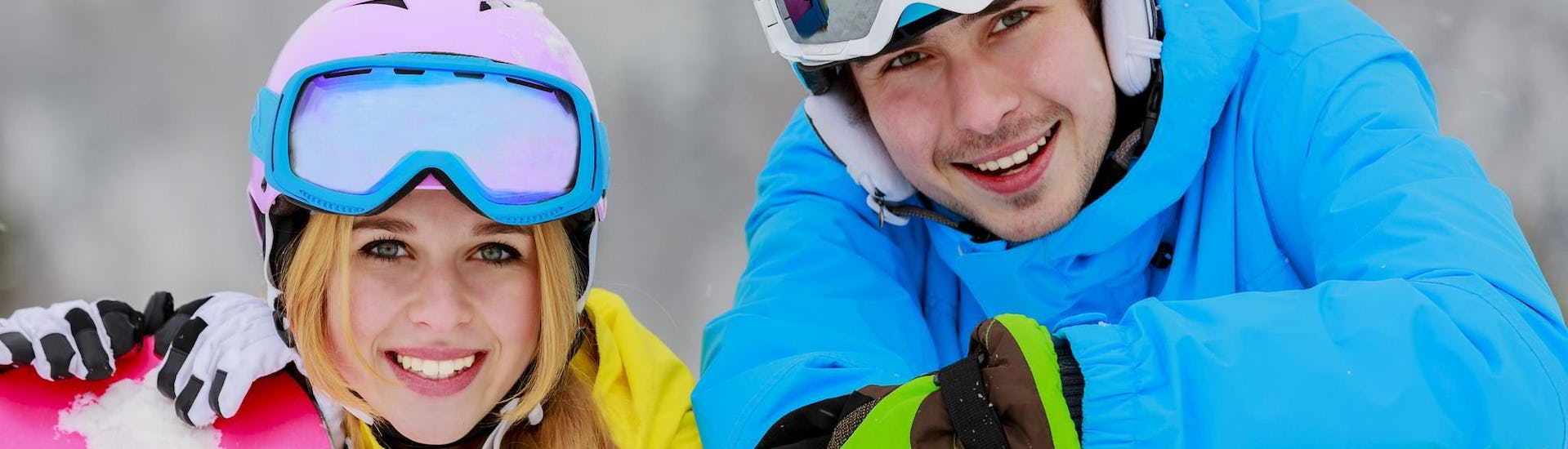 Private Snowboard Lessons - All Levels & Ages