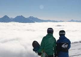 Snowboard Instructor Private for Adults and Kids