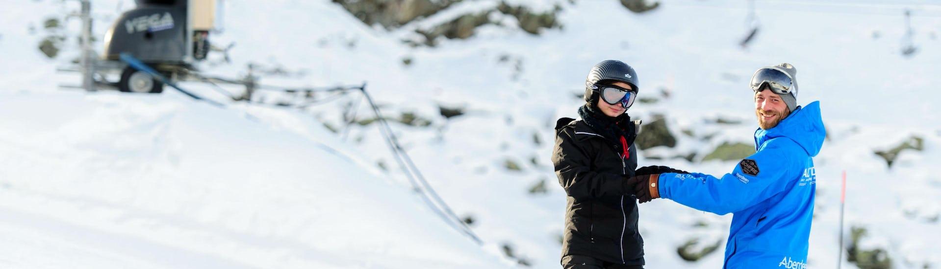 Snowboard Privatlehrer - Alle Altersgruppen - Gstaad