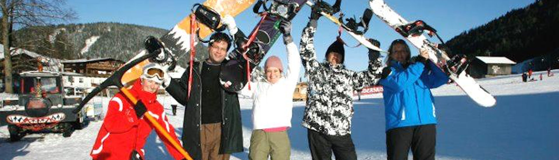 Snowboard Instructor Private - All Levels & Ages - Niederau