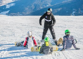 Snowboard Lessons for Kids - Beginner