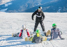 Kids Snowboarding Lessons for Beginners