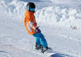 Snowboard Lessons for Kids - Incl. Equipment - All Levels