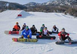 Cours de Snowboard pour Ados & Adultes - Tous Niveaux