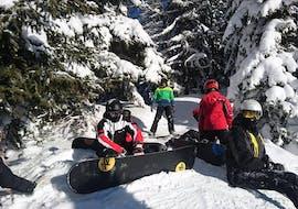 Cours de snowboard (dès 10 ans) - Arc 1800