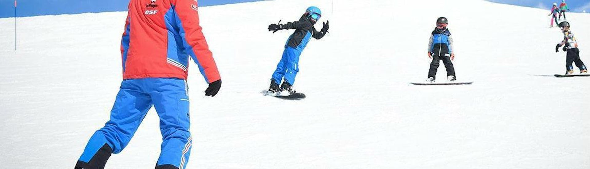 Snowboard Lessons for Kids & Adults - High Season