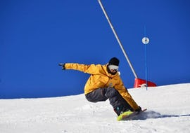 Snowboard Lessons (from 14 years) - Low Season - All Levels