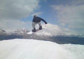 Snowboard Lessons Teens & Adults- Incl. Equipment - Advanced